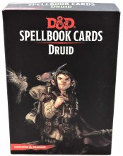 D&D - Spellbook Cards Druid