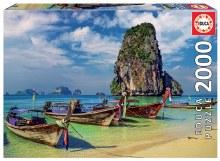 Casse-tête 2000 mcx - Krabi, Thailande