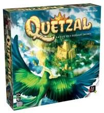 Quetzal - La cité des oiseaux sacrées