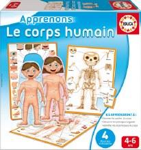 Apprenons Le Corps Humain (Fr.)