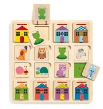 Cubanimo - puzzle