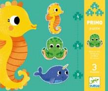 Primo Puzzle - La Mer