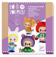 Do It yourself - Personnages remontoires