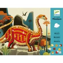Mosaïque Dinosaure