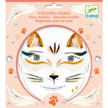 Stickers visage - Chat