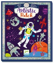 Artistic Patch - Cosmos
