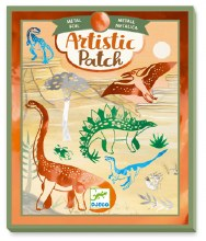 Artistic Patch - Dinosaure