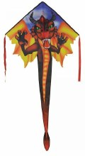 Cerf-Volant - Easy Flyer LG - dragon rouge