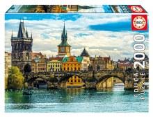 Casse-tête 2000 mcx - Vue de Prague