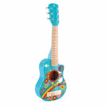 Mini-Guitare Flower power
