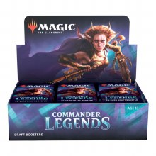 Mtg - Commander Legends Draft Booster