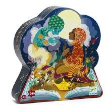 Casse-tête, 24 mcx - Silhouette Aladin