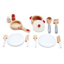 Ensemble de cuisson & service Blanc
