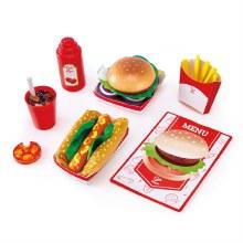Ensemble de Fast Food
