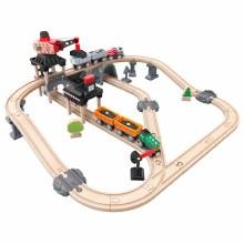 Train de la mine
