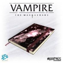 Vampire The Masquerade - Notebook (5ème éd.)
