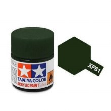 Peinture Tamiya - XF-61 Dark Green