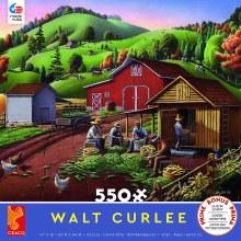 Casse-tête, 550 mcx - Walt Curlee - Mais