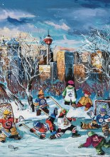 Casse-tête 1000 mcx - Calgary