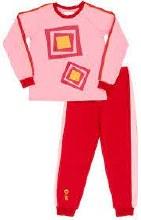Passe-Partout - Pyjama Passe-Carreau (7-8 ans)