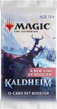 Mtg - Kaldheim Set Booster Pack