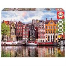Casse-tête 1000 mcx - Maison Dansantes, Amsterdam