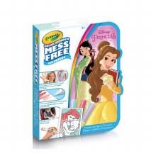 Coloriage à emporter - Princesses