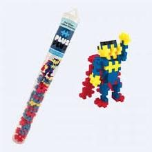 Plus Plus - Tube Superhero 70mcx