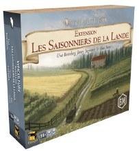 Viticulture - Les Saisonniers de la Lande