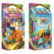 Pokemon - Vivid Voltage Theme deck