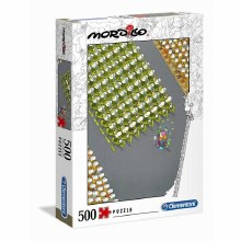 Casse-tête 500 mcx - Mordillo - La marche
