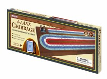 Cribbage 4 voies