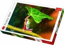 Casse-tête 500 mcx - Parapluie Vert