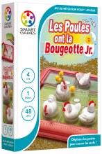 Les poules ont la Bougeotte Jr.