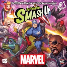 Smash Up Marvel (Ang .)