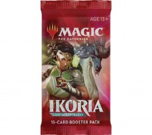Mtg - Ikoria Lair of Behemoths Booster Pack