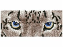 Diamond Dotz - Snow Leopard Spy