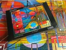 Casse-tête 1000 mcx - Bling Bling Abstract