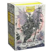 Dragon Shield - The Jester God