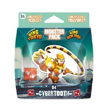 King of Tokyo - Monster Pack - Cybertooth