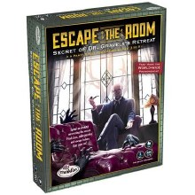 Escape the Room - Le secret de la retraite du Dr.Gravely