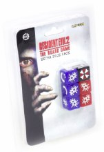 Resident Evil 2 - Extra Dice Pack