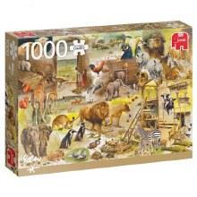 Casse-tête 1000 mcx - Building Noah's Ark