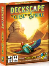 Deckscape - The Curse of the Sphinx (Ang.)