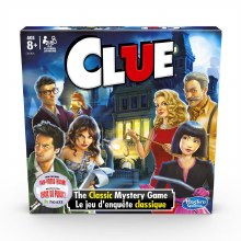 Clue Bilingue