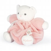 Plume Petit - Ours Rose