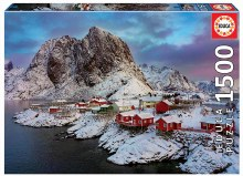Casse-tête 1500 mcx - Iles Lofoten Norvège