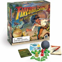 Fireball Island - Adventure is His Middle Name