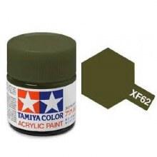 Peinture Tamiya - XF-62 Olive Drab
