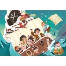 Casse-tête 104mcx - Les Pirates
